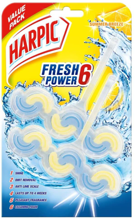 Picture of HARPIC SUMMER BREEZE FRESH POWER 6