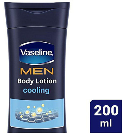 Picture of VASELINE COOL MEN LOTION 200ML
