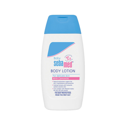 Picture of SEBAMED BABY BODY LOTION 200ML