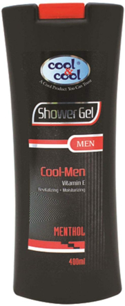 Picture of COOL&COOL SHOWER GEL COOL-MEN MENTHOL 400ML