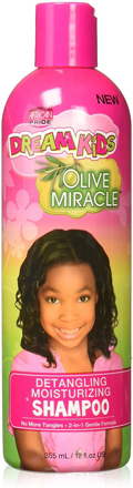 Picture of AFRICAN PRIDE DREAMKIDS OLIVE MIRACLE SHAMPOO 355ML