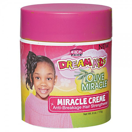 Picture of AFRICAN PRIDE DREAMKIDS OLIVE MIRACLE CREME 170G