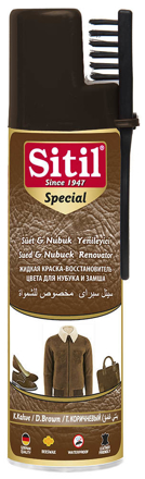 Picture of SITIL SPECIAL SUEDE & NUBUCK SPRAY 122.02 250ML
