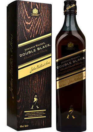 Picture of JOHNNIE WALKER DOUBLE BLACK 1L