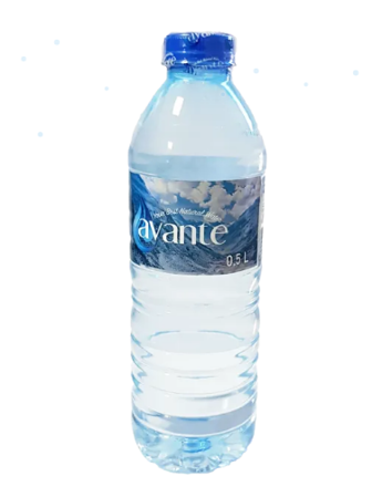 Picture of AVANTE NATURAL WATER 0.5L
