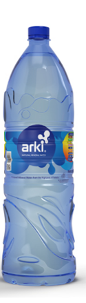 Picture of ARKI NATURAL MINERAL WATER 2L