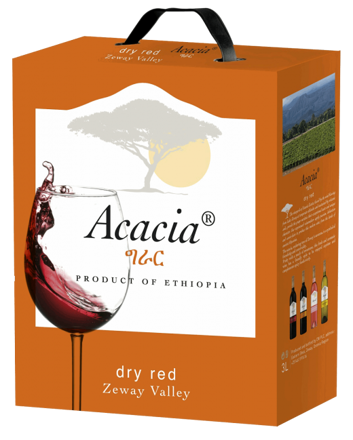 Picture of ACACIA DRY RED 3L