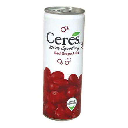 Picture of CERES RED GRAPE JUICE 250ML