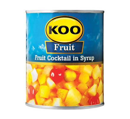 Picture of KOO FRUIT COCKTAIL IN SYRUP 825G