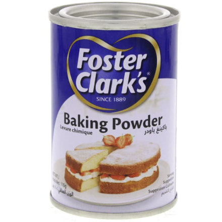 Picture of FOSTER CLARKS BAKING POWDER 110G