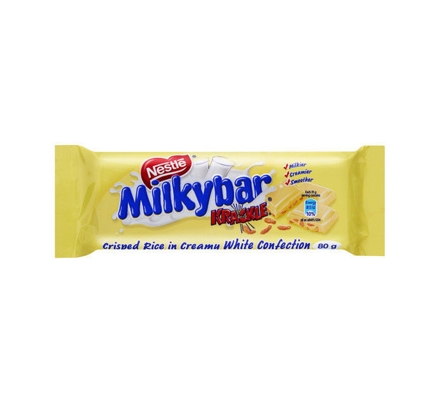 Picture of NESTLE MILKYBAR KRACKLE 80G