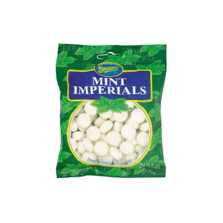 Picture of BEACON MINT IMPERIALS  200G
