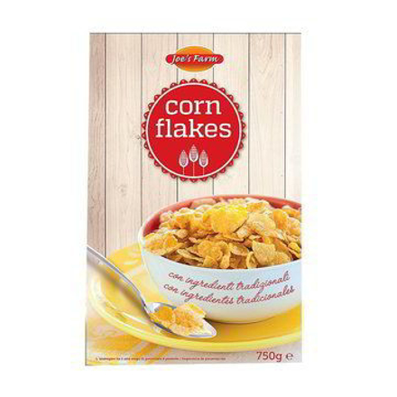 Picture of JOES FARM CORN FLAKES 750G