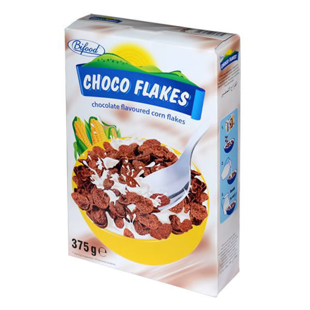 Picture of BIFOOD CHOCOLATE FLAKES 375G