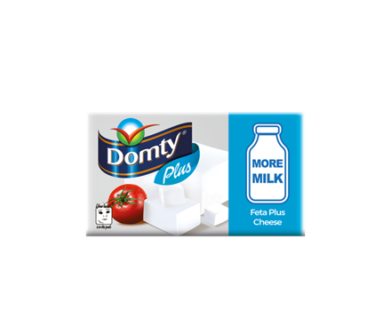 Picture of DOMTY FETA CHEESE 125G