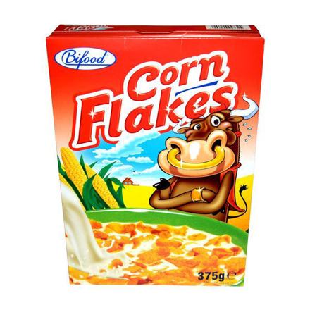 Picture of BIFOOD CORN FLAKES 375G
