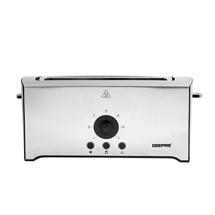 Picture of GEEPAS 4 SLICE BREAD TOASTER