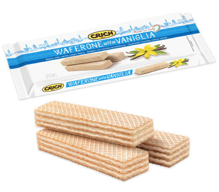 Picture of CRICH WAFERONE WITH VANILLA 250G