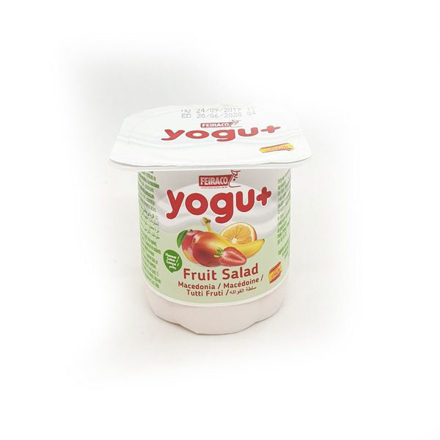 Picture of FEIRACO FRUIT MIX YOGURT 125G
