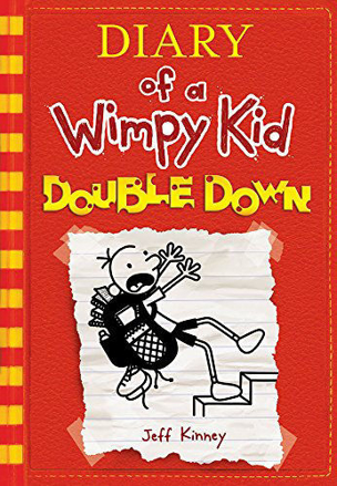 Picture of DIARY OF A WIMPY KID-DOUBLE DOWN