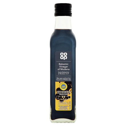 Picture of CO OP BALSAMIC VINEGAR OF MODENA 250ML