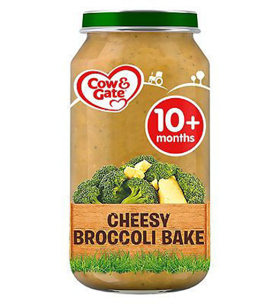 Picture of COW & GATE FROM 10M CHEESY BROCCOLI BAKE 250G
