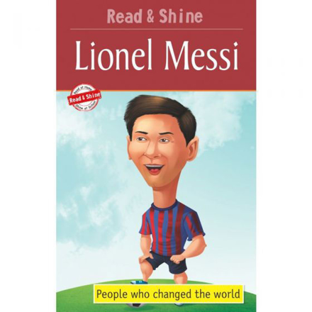 Picture of LIONEL MESSI-BIOGRAPHY