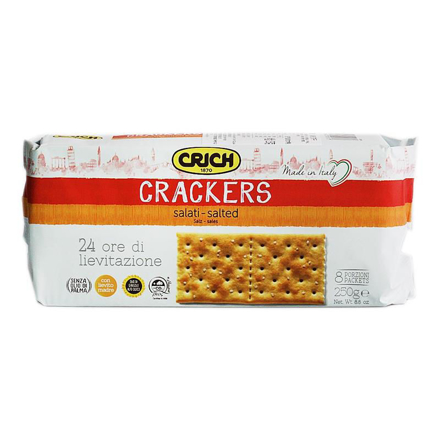 Picture of CRICH CRACKERS SALTED 250G