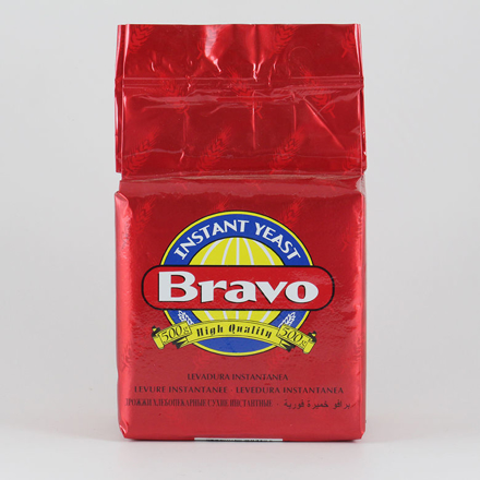 Picture of BRAVO INSTANT YEAST 500G