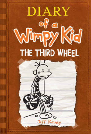 Picture of DIARY OF A WIMPY KID-THE THIRD WHEEL