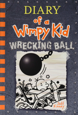 Picture of DIARY OF A WIMPY KID-WRECKING BALL