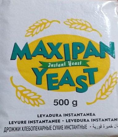 Picture of MAXIPAN  INSTANT YEAST 500G