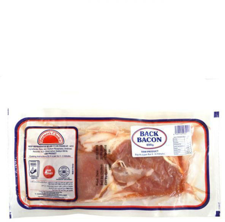 Picture of FARMER'S CHOICE BACK BACON 400G