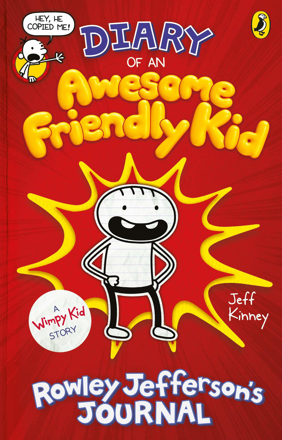 Picture of DIARY OF A WIMPY KID-AWESOME FRIENDLY KID