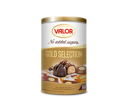 Picture of VALOR GOLD SELECTION NO SUGAR 200G