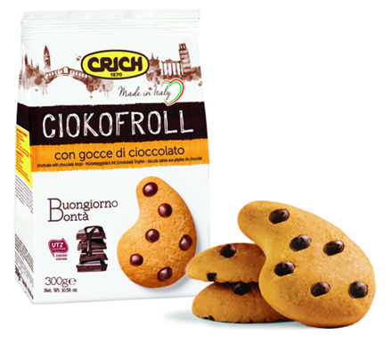 Picture of CRICH CIOKOFROLL 300G