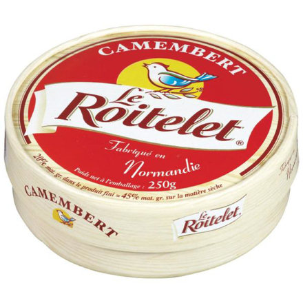 Picture of CAMEMBERT LE ROITELET 250G