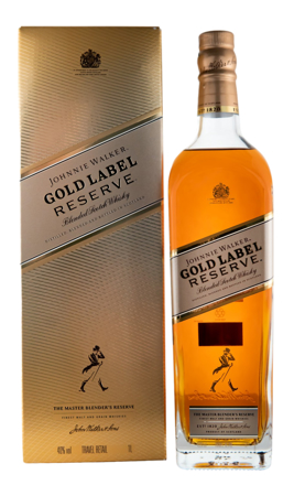 Picture of JOHNNIE WALKER GOLD LABEL RESERVE 1L