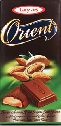 Picture of TAYAS ORIENT ALMOND FLAVOUR 80G
