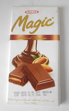 Picture of TAYAS MAGIC ALMOND FLAVOUR 80G