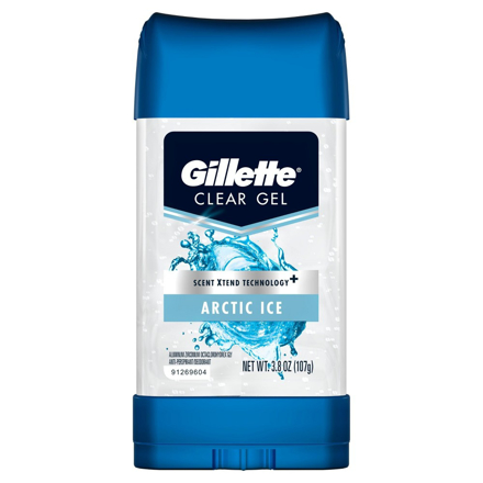 Picture of GILLETTE STICK  ARCTIC ICE 107G