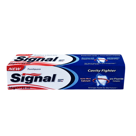 Picture of SIGNAL CAVITY FIGHTER TOOTH PASTE 23ML