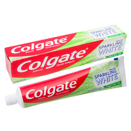 Picture of COLGATE SPARKLING WHITE 226G