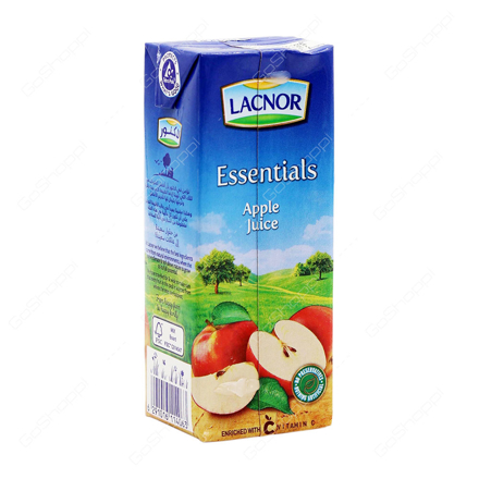 Picture of LACNOR APPLE JUICE 180ML