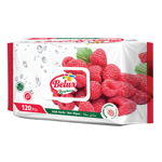 Picture of BELUX RASPBERRY WIPES 120PCS