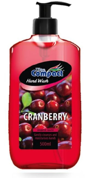 Picture of ULTRA COMPACT CRANBERRY HAND WASH 500ML