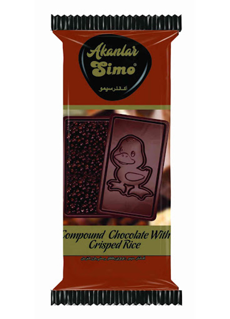 Picture of AKANLAS SIMO COMPOUND CHOCOLATE
