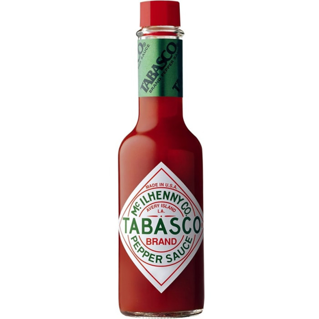 Picture of TABASCO PEPPER SAUCE 60ML