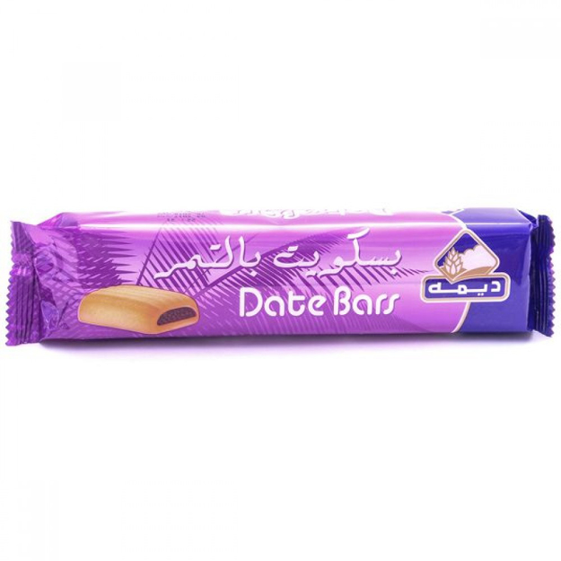 Picture of DATE BARS 150 G