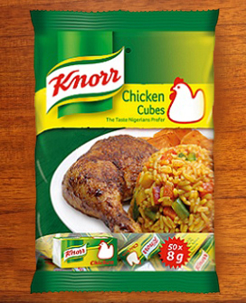 Picture of KNORR CHICKEN FLAVOR 8G